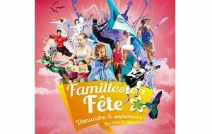 Famille en FETE à Mandelieu - 05 septembre 2021